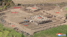 Site of Temple Dating Back to Koryo Period Excavated