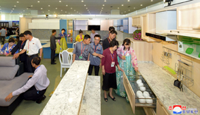 National Exhibition of Furniture, Fittings and Acoustic Building Materials Opens